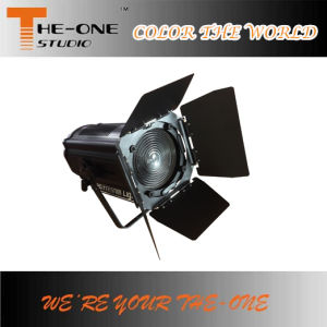 15 to 50 Degree Manaul Zoom LED Studio Fresnel Lighting pictures & photos