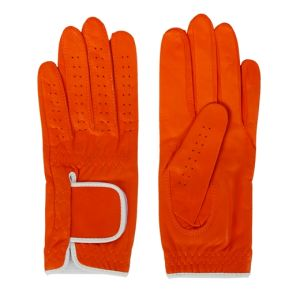 Soft Colored Cabretta Golf Glove pictures & photos