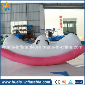0.9mm PVC Inflatable Water Seesaw, Inflatable Water Totter for Sale