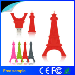 Eiffel Tower Pendrive 32GB Memory Stick Paris Tower USB Disk