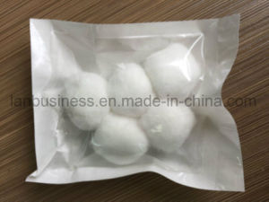 Medical Cotton Ball Sterile Hospital Supply pictures & photos