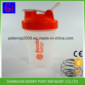 2016 New Products Child Water Bottle Shaker with Metal Ball Mixer pictures & photos