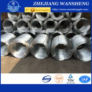 0.7mm Galvanized High Tensile Strength High Carbon Steel Wire pictures & photos
