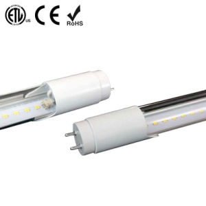 UL ETL Cost-Effective 100lm/W 9W 2FT T8 LED Tube Light pictures & photos