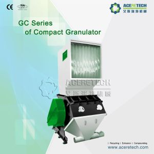Compact Crusher/Granulator for Plastic Regrinds pictures & photos