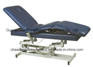 New Model Facial Bed Salon Furniture Massage Bed with Electric pictures & photos