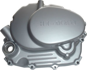 Motorcycle Parts Motorcycle Right Crankcase Cover for Cg125 pictures & photos