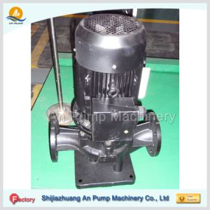 Centrifugal Vertical Inline Pipeline Water Pump pictures & photos