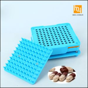 100 Holes ABS Plastic Capsule Filling Board pictures & photos