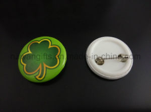 Custom High Quality Metal Pin Badge, Button Badge, Enamel Pin Badge pictures & photos