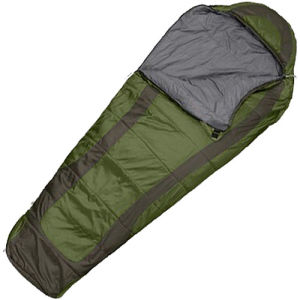 Green Fall Winter Campign Sleeping Bag pictures & photos