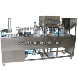 Automatic Cup Washing Filling and Sealing Machine pictures & photos
