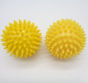 Plastic Mini Rubber Massage Hand Ball pictures & photos