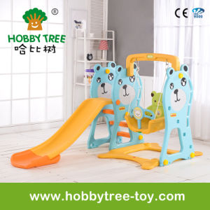 2017 Bear Style Kids Small Indoor Play Toys for Family (HBS17020E)