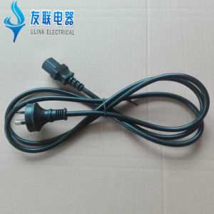 SAA Approved Australia Standard Compuer Power Cord pictures & photos