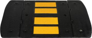 Druable Material Direct Factory Durable Rubber Road Speed Hump pictures & photos