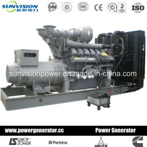 1500kVA Heavy Duty Genset with Perkins pictures & photos