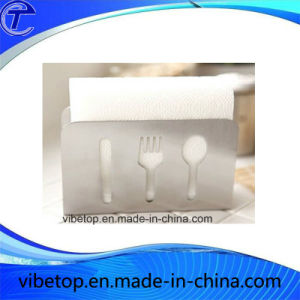 Wholesale Stainless Steel Table Paper Napkin Holder From China pictures & photos