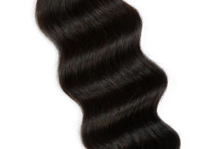 Loose Curly 100g Virgin Brazilian Natural Black Hair pictures & photos