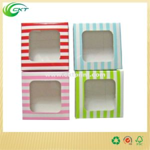 Wholesale Custom Clear Window Paper Boxes in China (CKT-CB-364)