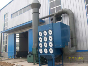 Industrial Dust Collector Filter Cartridge Type Dust Collector pictures & photos