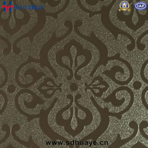 Red Stainless Steel Sheets for Decoration Color Sheet Etching Sheet Embossed Sheet pictures & photos