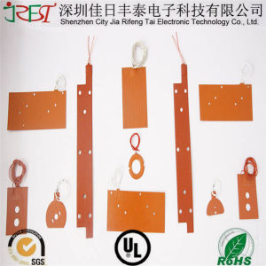 Flexible Insulation Silicon Rubber Heater/Heating Mat pictures & photos