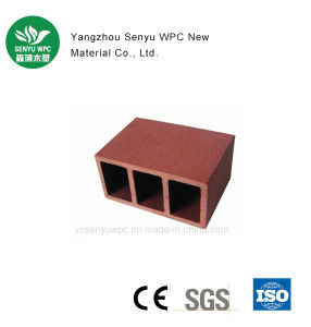 Outdoor Plastic Wood WPC Fence pictures & photos