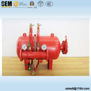 Horizontal Foam Tank for Fire Protection System pictures & photos
