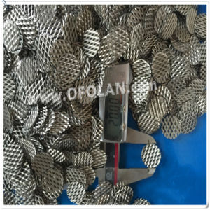 Anode Cathodic Titanium Mesh Protection for Seawater Cooling System pictures & photos