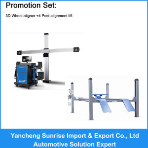 Most Popular Promotion Set Equipment- 3D Wheel Alignment and Others pictures & photos