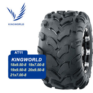 18X8.50-8 20X9.50-8 Four Wheeler Mud Tires pictures & photos