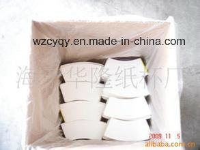 Original Wood Pulp Paper Cup Materials pictures & photos