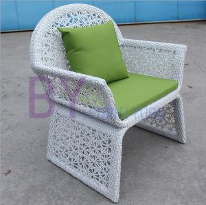 PE Rattan Bistro Garden Chatting Set Leisure Chair pictures & photos