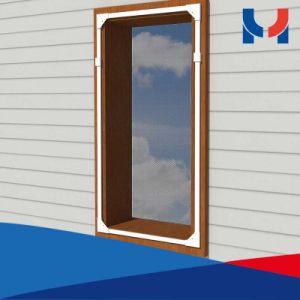 DIY Magnetic Fiberglass Window Screen, Mesh Screen pictures & photos