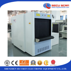 AT10080D Dual view multi-energy security X-ray scanner equipment factory pictures & photos