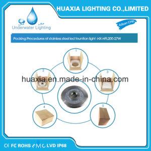 27watt LED Underwater fountain Light pictures & photos