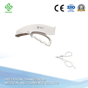 Single Use Skin Stapler with Ce Certificate