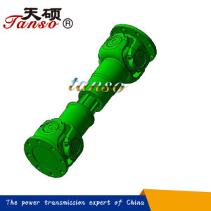Tanso Swp-a Long Flex Type Universal Joint Coupling pictures & photos