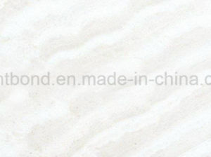 Snow White Color Limstone Stone Sandwich Aluminum Honeycomb Panels for Wall Tile pictures & photos