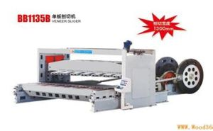 Large Quntity Produce Veneer Slicing Machinery in Model Bb1135b pictures & photos