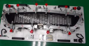 Car Grille Auto Parts Check Fixture pictures & photos