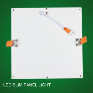 Top Brand Supplier Aluminum Housing Bis Ce Saso CB Certificate LED Slim Panel Light pictures & photos