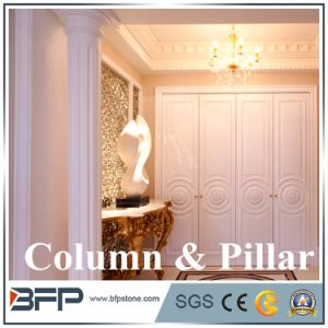 Round Hollow Column, Marble Columns pictures & photos