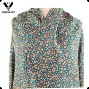 Big Size Polyester Cotton Mixed Ethnic Style Warm Pashmina Scarf Shawl pictures & photos