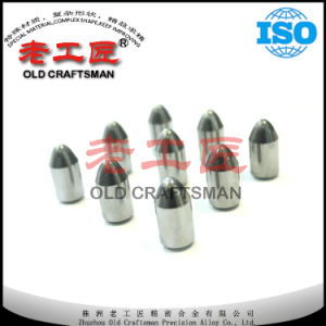 Yg15 Shining Chisel Inserts Tungsten Cemented Carbide for Mining pictures & photos