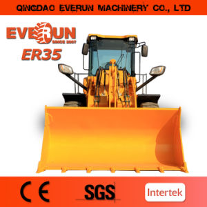Everun 2017 Ce Approved Zl30 Construction Wheel Loader with Rops pictures & photos