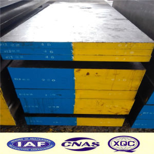 High Toughness Alloy Steel Plate (1.2344, H13, SKD61) pictures & photos