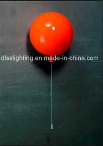 Modern Novelty Design Glass Beautiful Balloon Wall Light for Kid′s Gift pictures & photos
