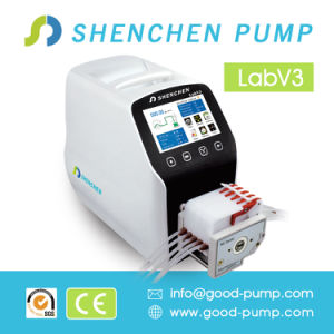 Intelligent Laboratory Chemical Multi Channel Flow Rate Peristaltic Dosing Pump pictures & photos